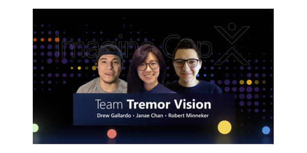Team Tremor Vision screen shot
