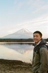 UW Bioengineering student Eric Yang