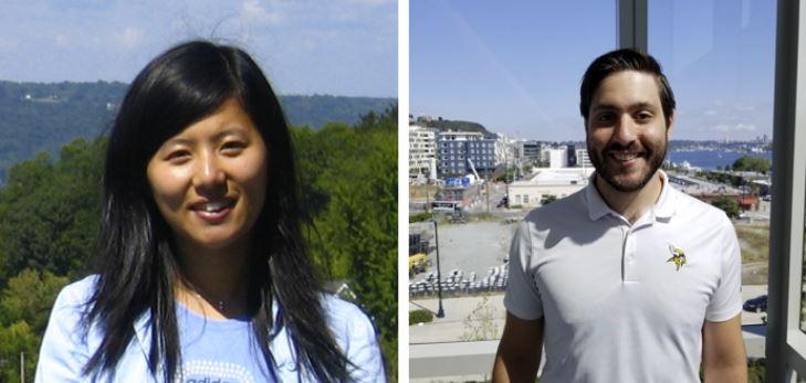 Ying Zheng and Christian Mandrycky