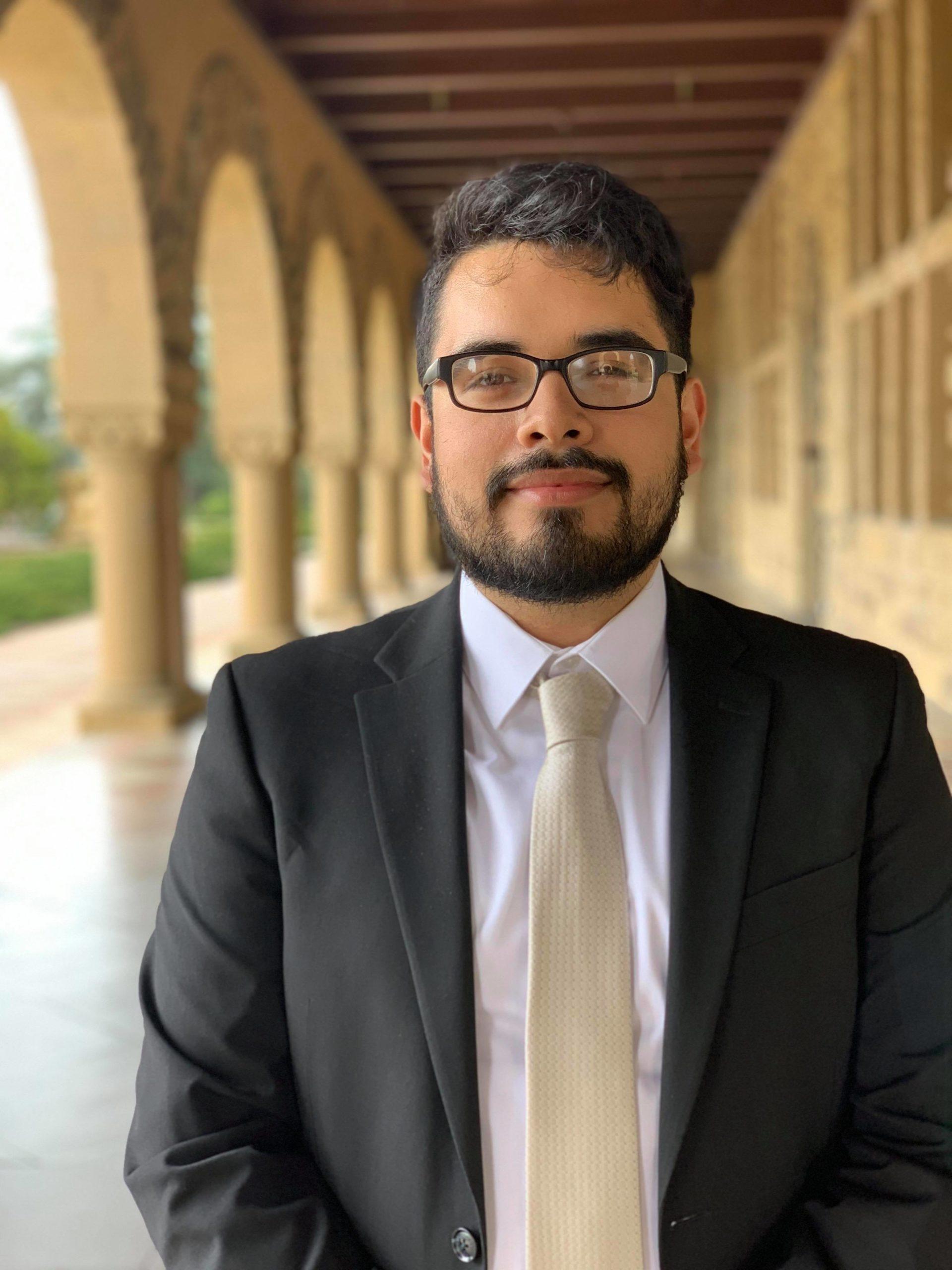 Alejandro Diaz, UW BioE senior