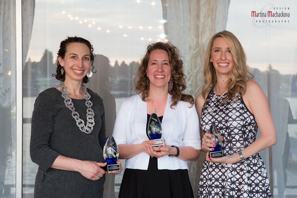 Seattle Women in Science Award Winners