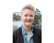 2017 Dean's Medalist Celina Gunnarson