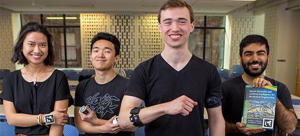 """Neural Engineering Tech Studio"" winners, Os(eye)ris"