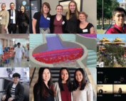 UW Bioengineering eNews collage graphic of students and faculty