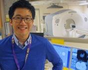 BioE Ph.D. student Efren Lee