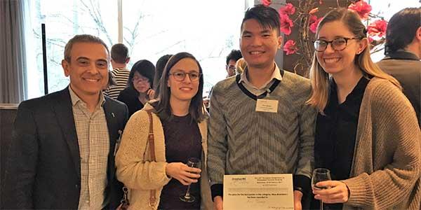 Eric Juang and Averkiou research group
