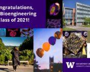 UW BioE Graduation 2021