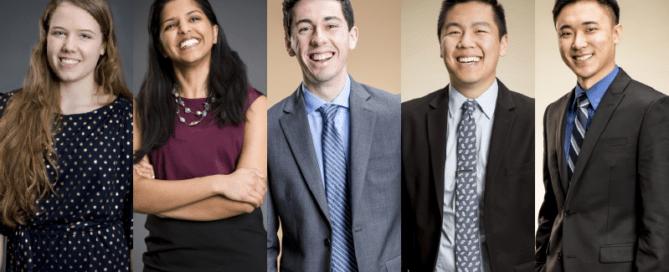 Camille Birch, Shivani Gupta, David McIntyre, Connor Tsuchida, Jonathan Tsui