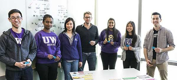 Nuttada Panpradist and student research team