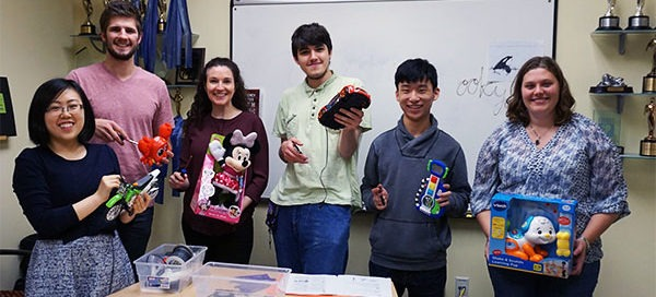 UW Bioengineering's WHAT! student team