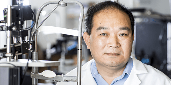 UW Bioengineering's Ruikang Wang